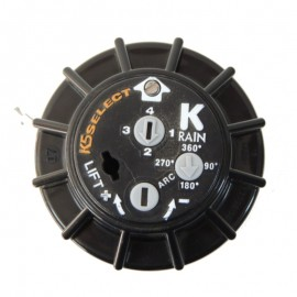 Aspersor K5 SELECT- de K RAIN ajustable