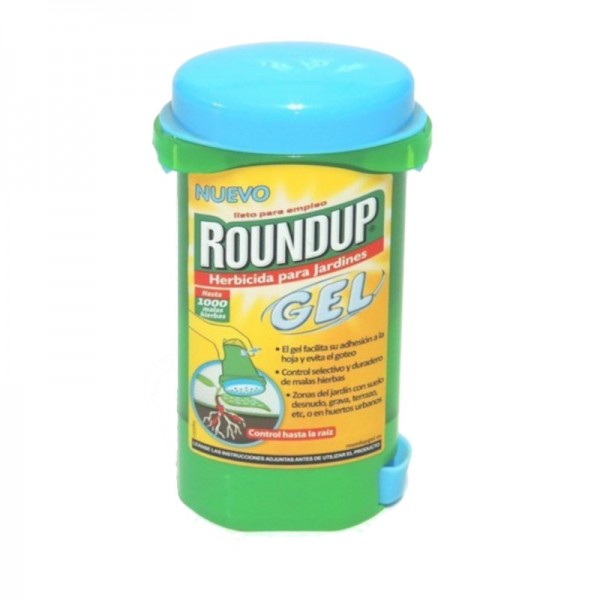 Herbicida round up gel 150 ml